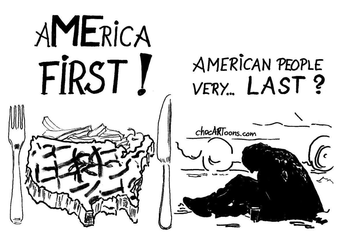 ME - AMERICA FIRST