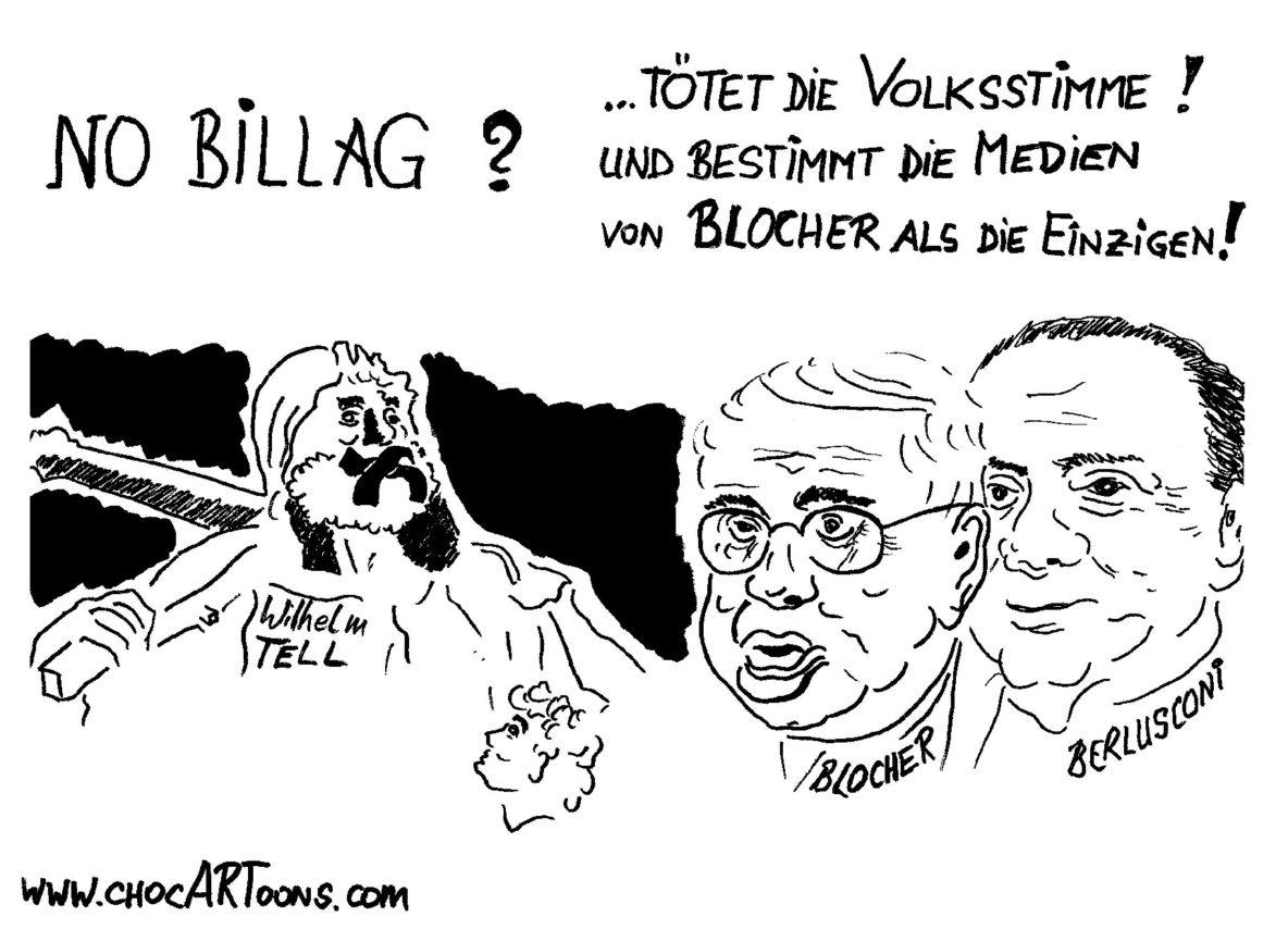 NO - NO BILLAG