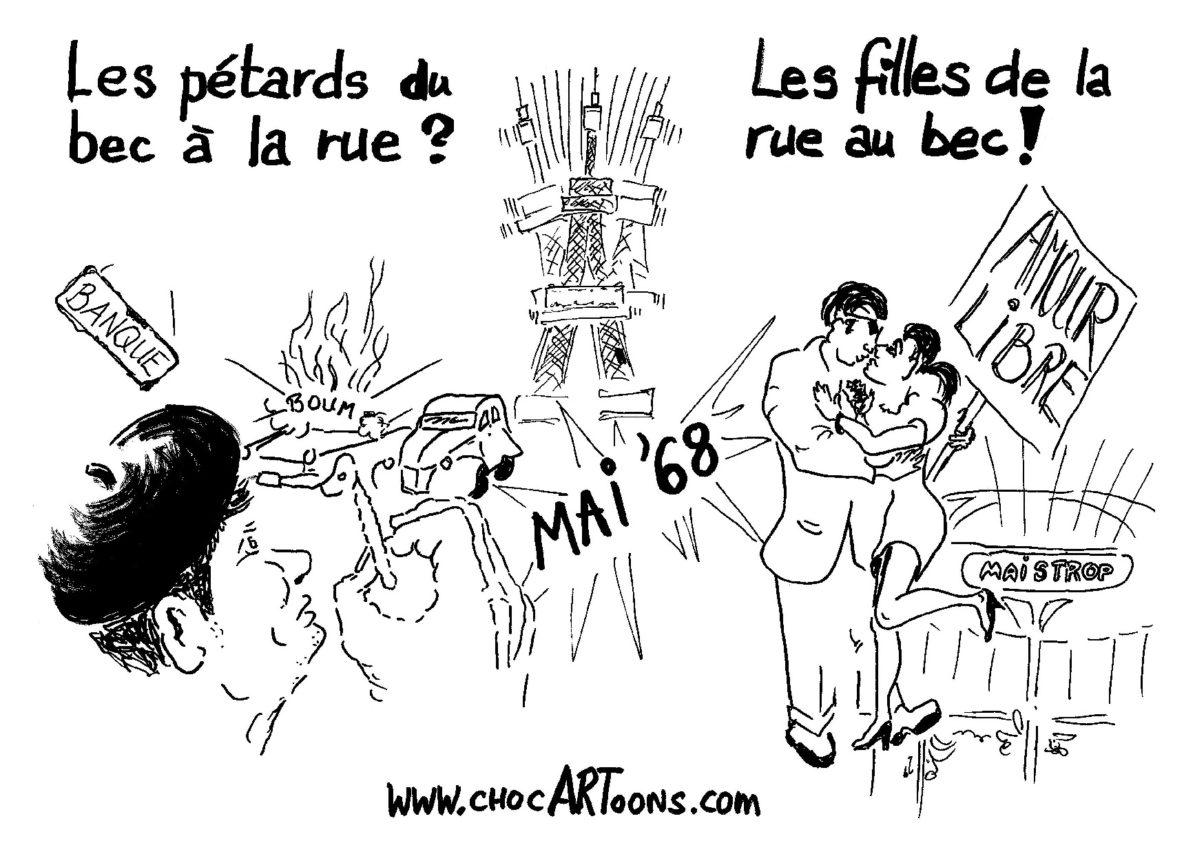 FRANCE LE 1ER MAI