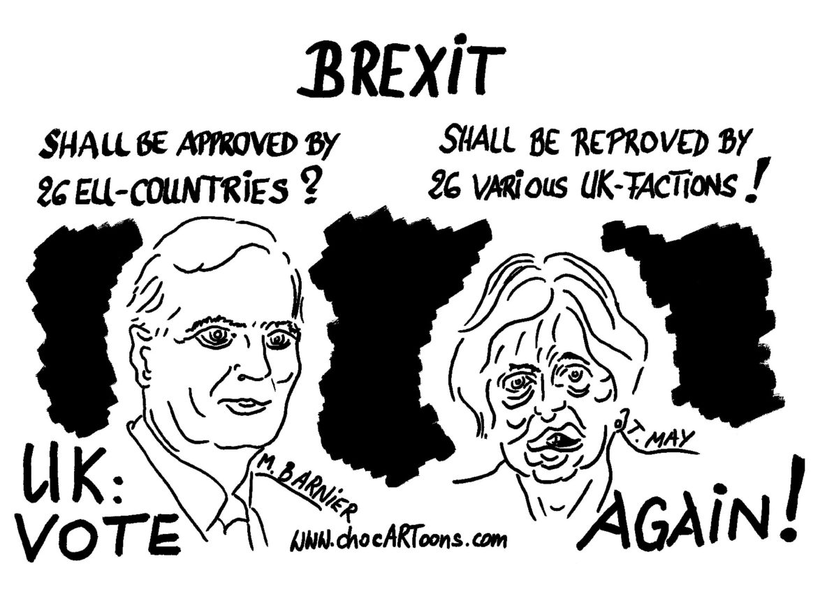 Brexit and Theresa May